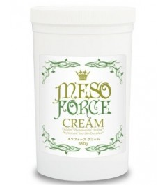 Meso Force Cream 650 g (крем для процедур электропорации, FR, кавитации)
