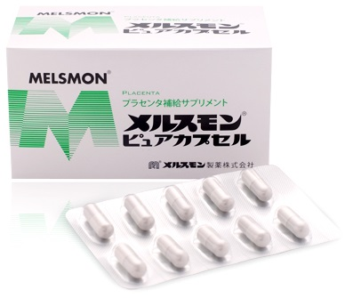 Melsmon Pure капсулы