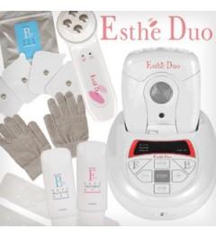ESTHE DUO Base (база) + ESTHE DUO Face Kit (набор для работы с лицом) + ESTHE DUO Body Kit (набор для работы с телом)
