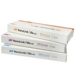 JBP NanoLink Fille HA - японские инъекционные филлеры