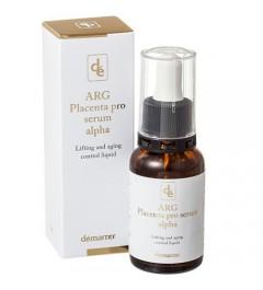 Demarrer ARG Placenta pso serum alhpa Lifting and aging control  liquid - антивозрастная, лифтинговая сыворотка