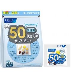 Fancl Good Choice Men 50 for 15~30 days