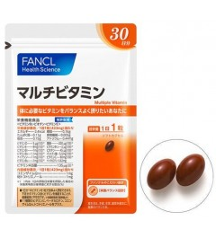 Fancl Multiple Vitamin for 30 days